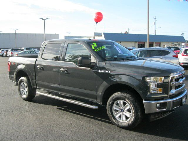 2017 Ford F-150  Newport OR