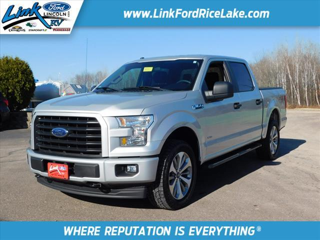 2017 Ford F-150 Rice Lake WI