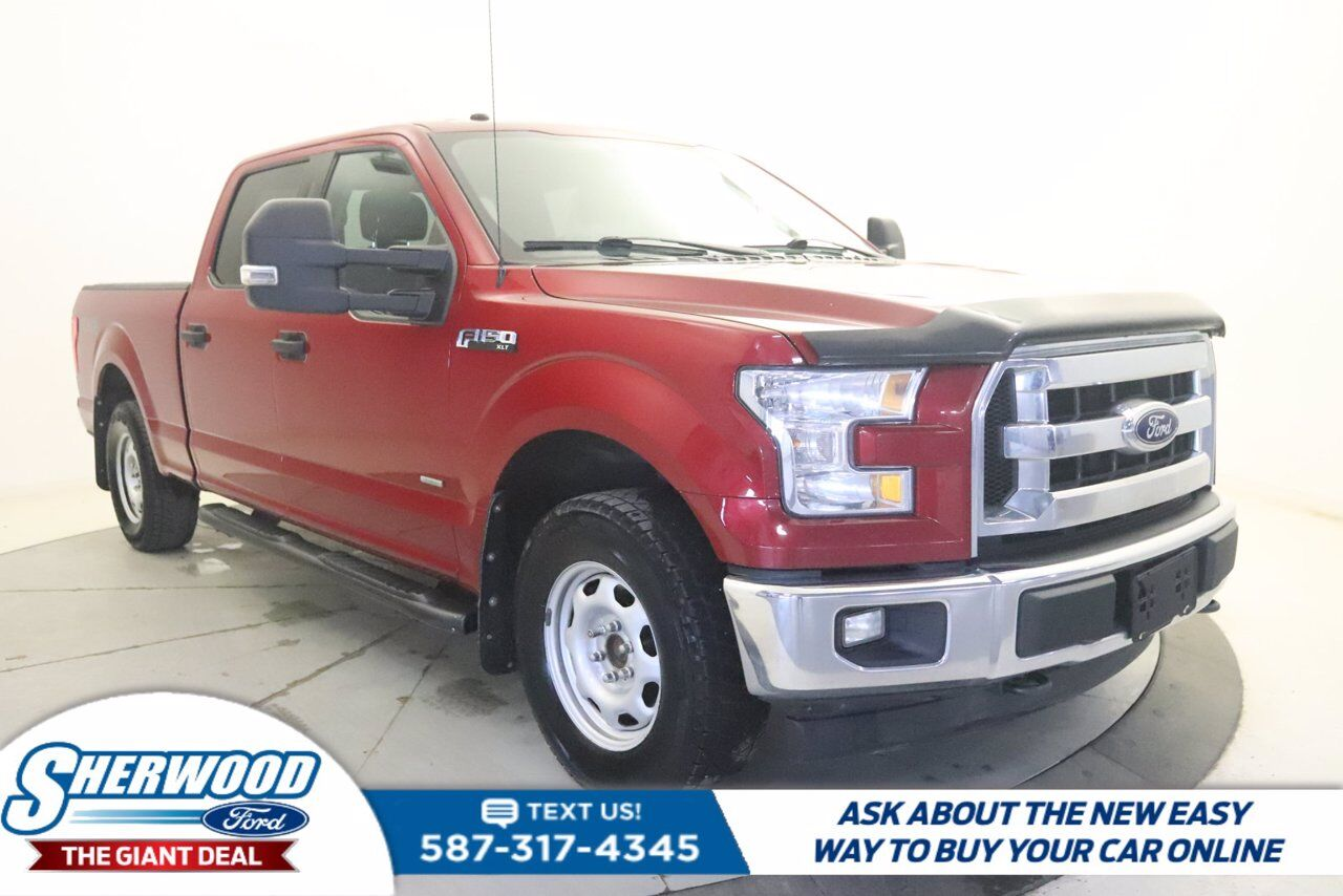 2017 Ford F-150 Sherwood Park AB