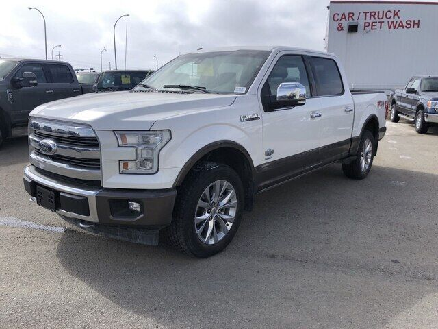 2017 Ford F-150 3.5L Ecoboost King ranch, Executive driven Calgary AB