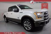 2017 Ford F-150 CREW CAB 4X4 KING RANCH FX4 3.5 ECOBOOST