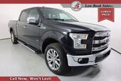 2017 Ford F-150 CREW CAB 4X4 LARIAT SPORT 3.5 ECOBOOST 6 1/2 FT BED