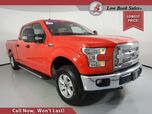2017 Ford F-150 CREW CAB 4X4 XLT 3.5 ECOBOOST 6 1/2 FT BED