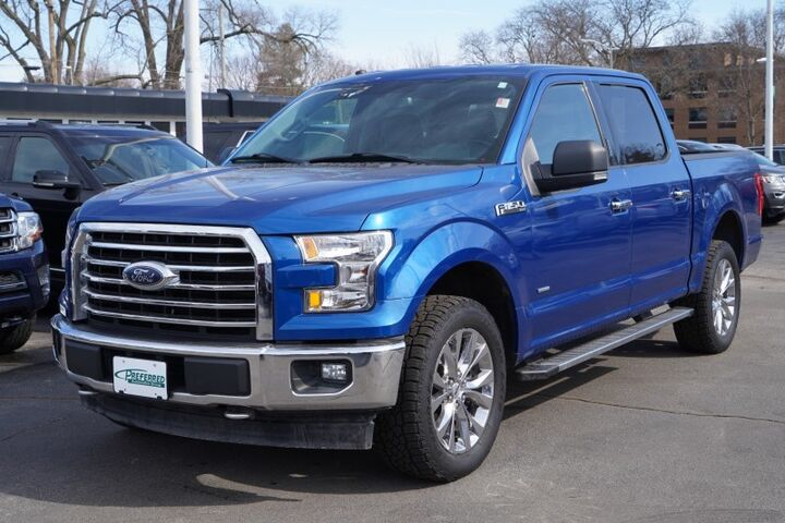 2017 Ford F-150 Crew Cab XLT Fort Wayne Auburn and Kendallville IN