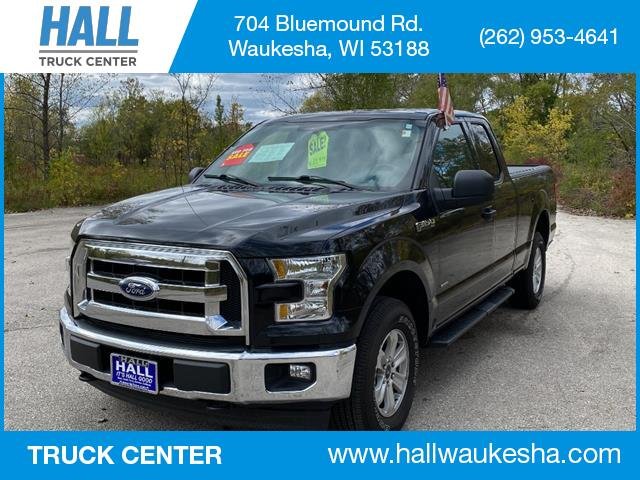 2017 Ford F-150 EXT CAB 4WD Waukesha WI