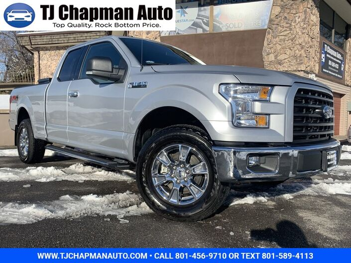 2017 Ford F-150 FX4 Salt Lake City UT