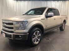 2017_Ford_F-150_King Ranch 4WD SuperCrew 5.5' Box_ Clarksville TN