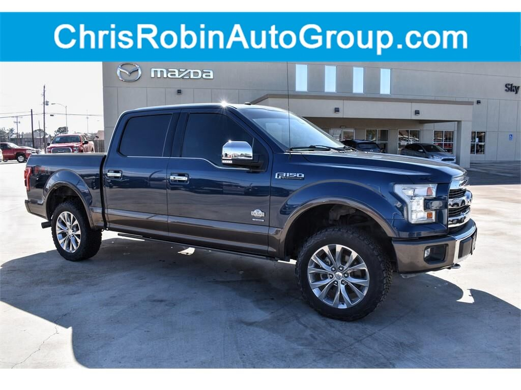2017 Ford F-150 King Ranch 4WD SuperCrew 5.5' Midland TX