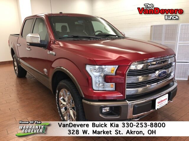 2017 Ford F-150 King Ranch Akron OH