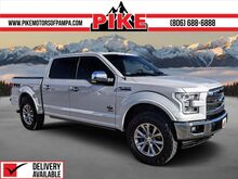 2017_Ford_F-150_King Ranch_ Amarillo TX