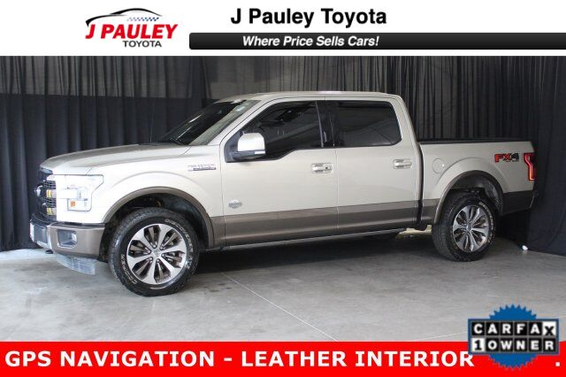 2017 Ford F-150 King Ranch Fort Smith AR