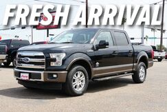 2017_Ford_F-150_King Ranch_ McAllen TX