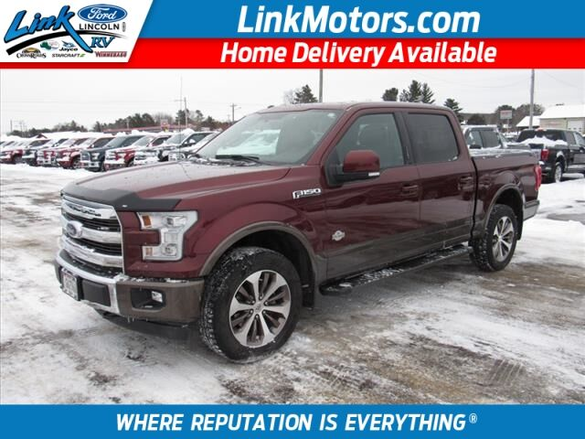 2017 Ford F-150 King Ranch Minong WI