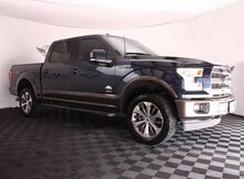 2017_Ford_F-150_King Ranch Navigation,Rear VIew Camera,Ac/Heated Seats,Bluetooth,Running Boards,Warranty_ Houston TX