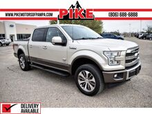2017_Ford_F-150_King Ranch_ Pampa TX