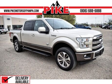 2017 Ford F-150 King Ranch Pampa TX