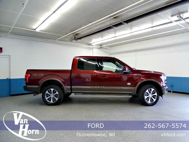 2017 Ford F-150 King Ranch Plymouth WI