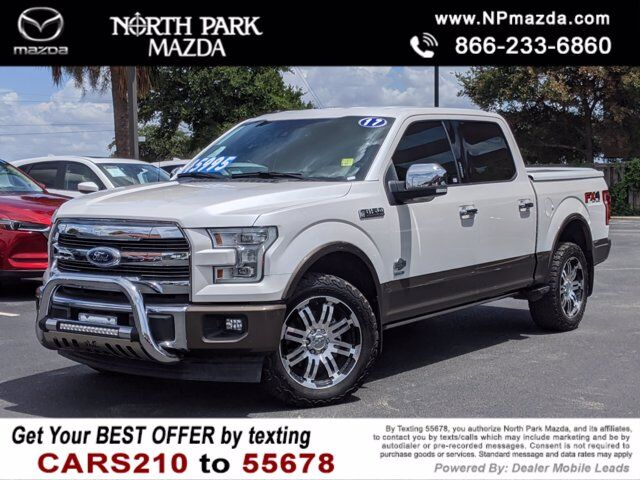2017 Ford F-150 King Ranch San Antonio TX