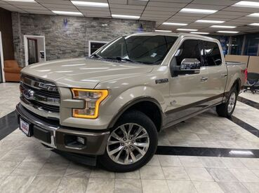 2017_Ford_F-150_King Ranch_ Worcester MA