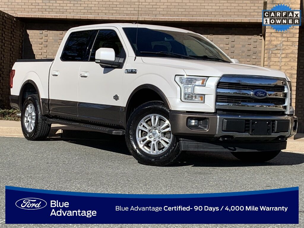 2017 Ford F-150 King Ranch Gaithersburg MD