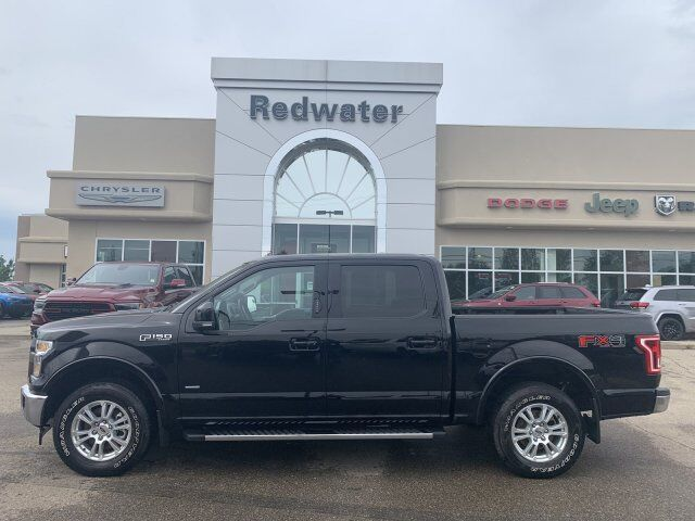 2017 Ford F-150 Lariat - Eco Boost Redwater AB