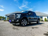 2017 Ford F-150 Lariat- LEATHER- SUNROOF- NAVIGATION- REMOTE START