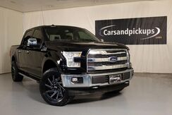 2017_Ford_F-150_Lariat_ Dallas TX