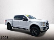 2017_Ford_F-150_Lariat_ Belleview FL