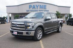 2017_Ford_F-150_Lariat_ Brownsville TX