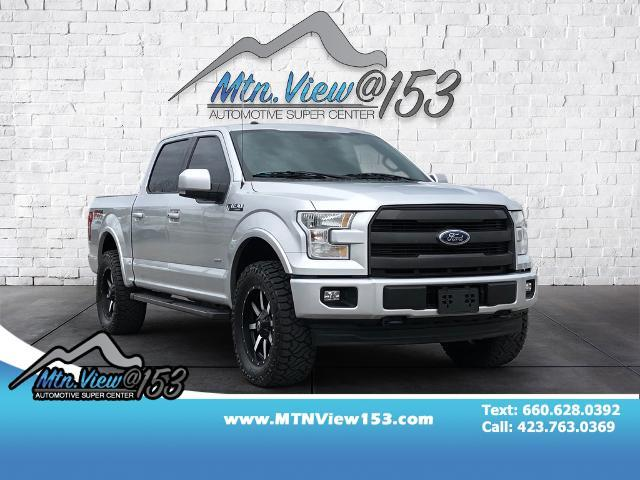 2017 Ford F-150 Lariat Chattanooga TN
