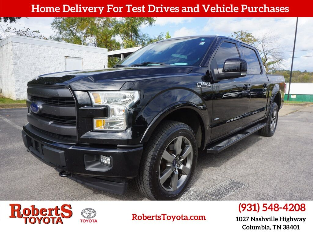 2017 Ford F-150 Lariat Columbia TN