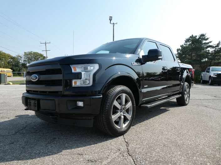 2017 Ford F-150 Lariat Cooled Seats Navigation Panoramic Roof Essex ON