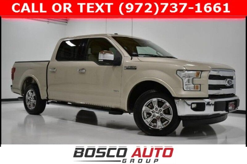 2017 Ford F-150 Lariat Flower Mound TX