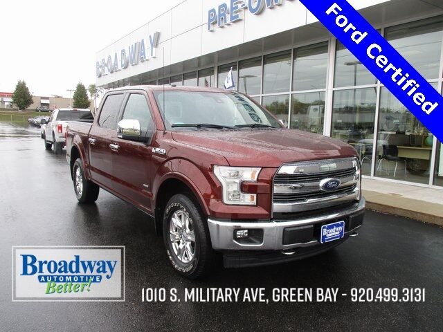 2017 Ford F-150 Lariat Green Bay WI