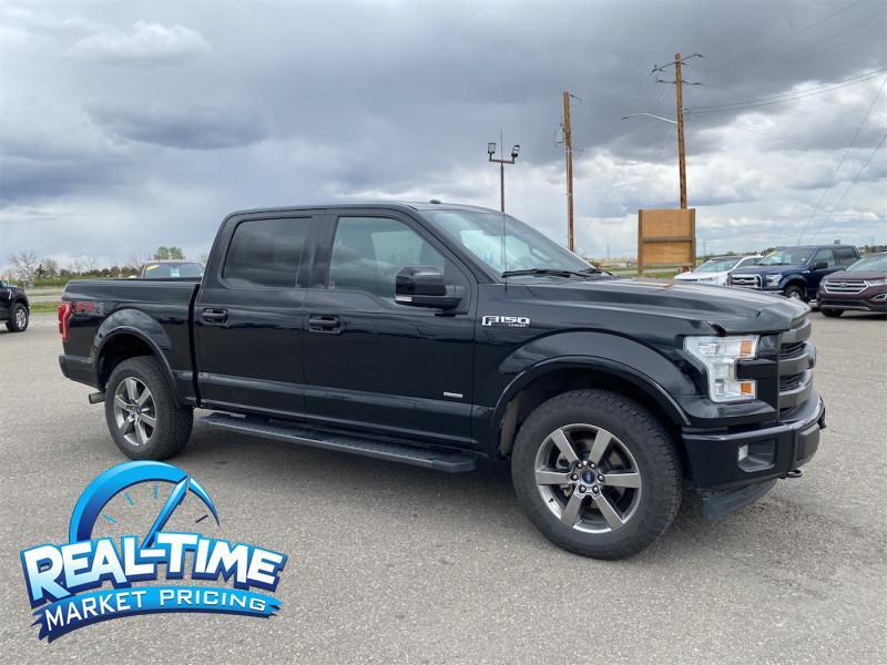 2017_Ford_F-150_Lariat_ High River AB