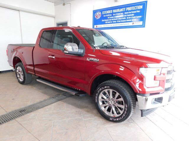 2017 Ford F-150 Lariat LEATHER NAVI Listowel ON