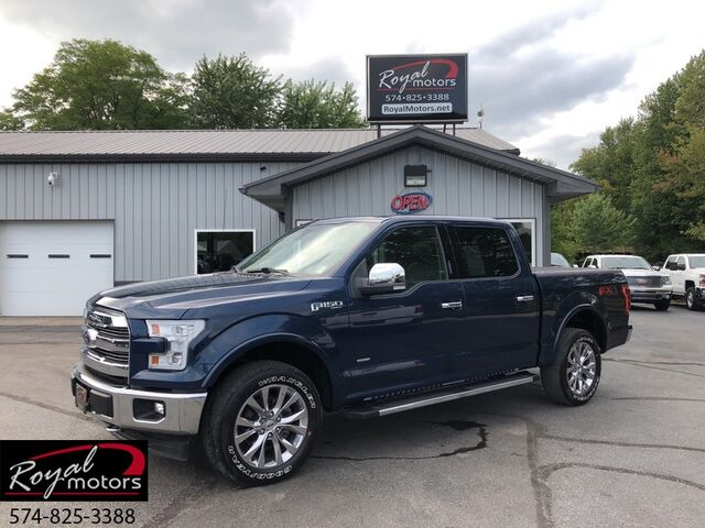 2017 Ford F-150 Lariat Middlebury IN