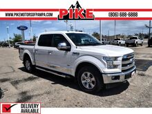 2017_Ford_F-150_Lariat_ Pampa TX