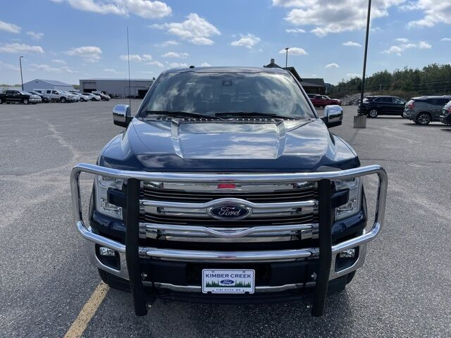 Used 2017 Ford F-150 Lariat with VIN 1FTEW1EF9HFB95404 for sale in Pine River, Minnesota