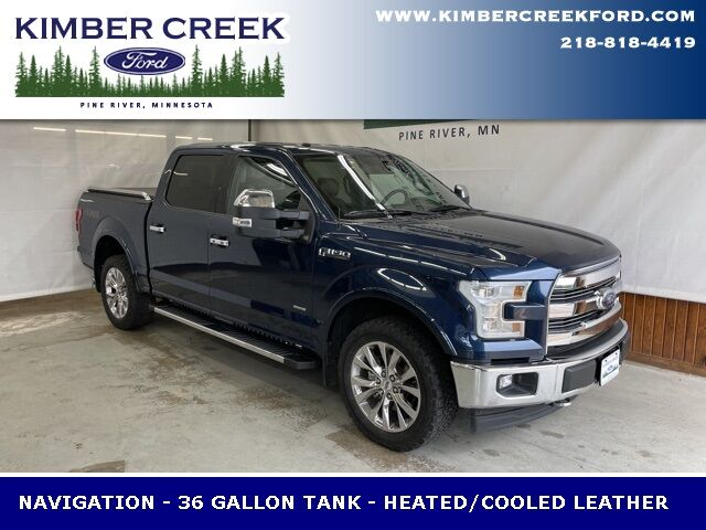 2017 Ford F-150 Lariat Pine River MN