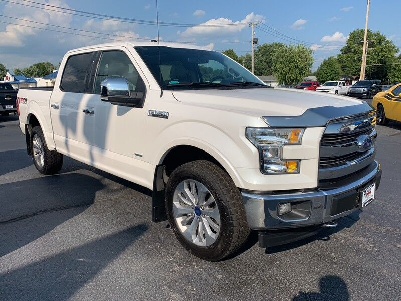2017 Ford F-150 Lariat Red Bud IL