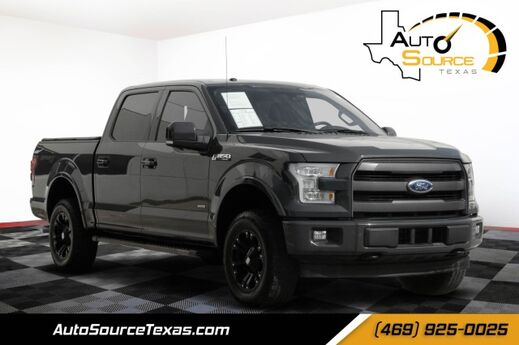 2017 Ford F-150 Lariat Richardson TX