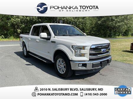 2017_Ford_F-150_Lariat_ Salisbury MD