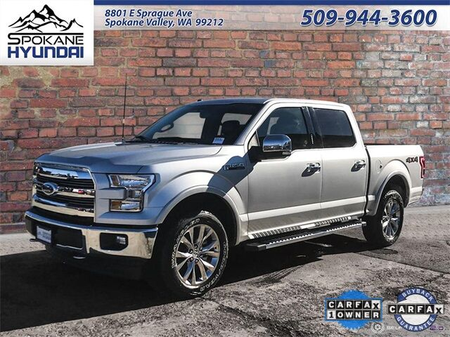 2017 Ford F-150 Lariat Spokane Valley WA