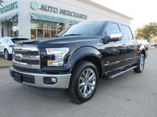 2017_Ford_F-150_Lariat SuperCrew 5.5-ft. Bed 2WD_ Plano TX