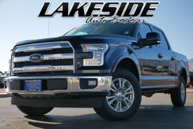 2017_Ford_F-150_Lariat SuperCrew 5.5-ft. Bed 4WD_ Colorado Springs CO