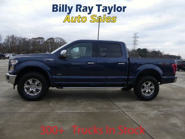 2017 Ford F-150 Lariat SuperCrew 5.5-ft. Bed 4WD Cullman AL