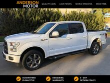 2017_Ford_F-150_Lariat SuperCrew 5.5-ft. Bed 4WD_ Salt Lake City UT