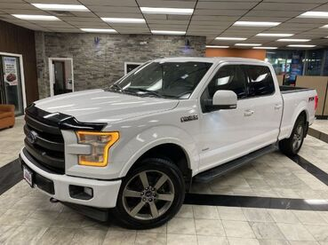 2017_Ford_F-150_Lariat_ Worcester MA