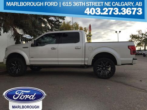 2017_Ford_F-150_Limited  - Certified_ Calgary AB
